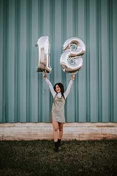 Frases De Felicitación 18 Cumpleaños